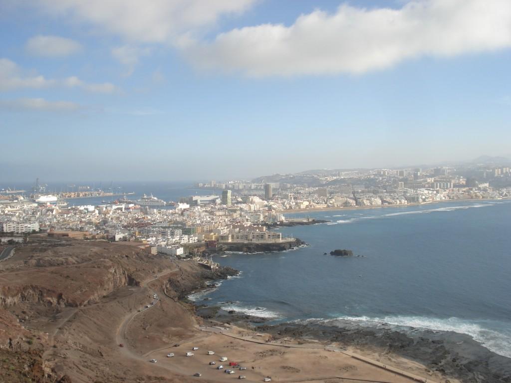 Las Palmas city view
