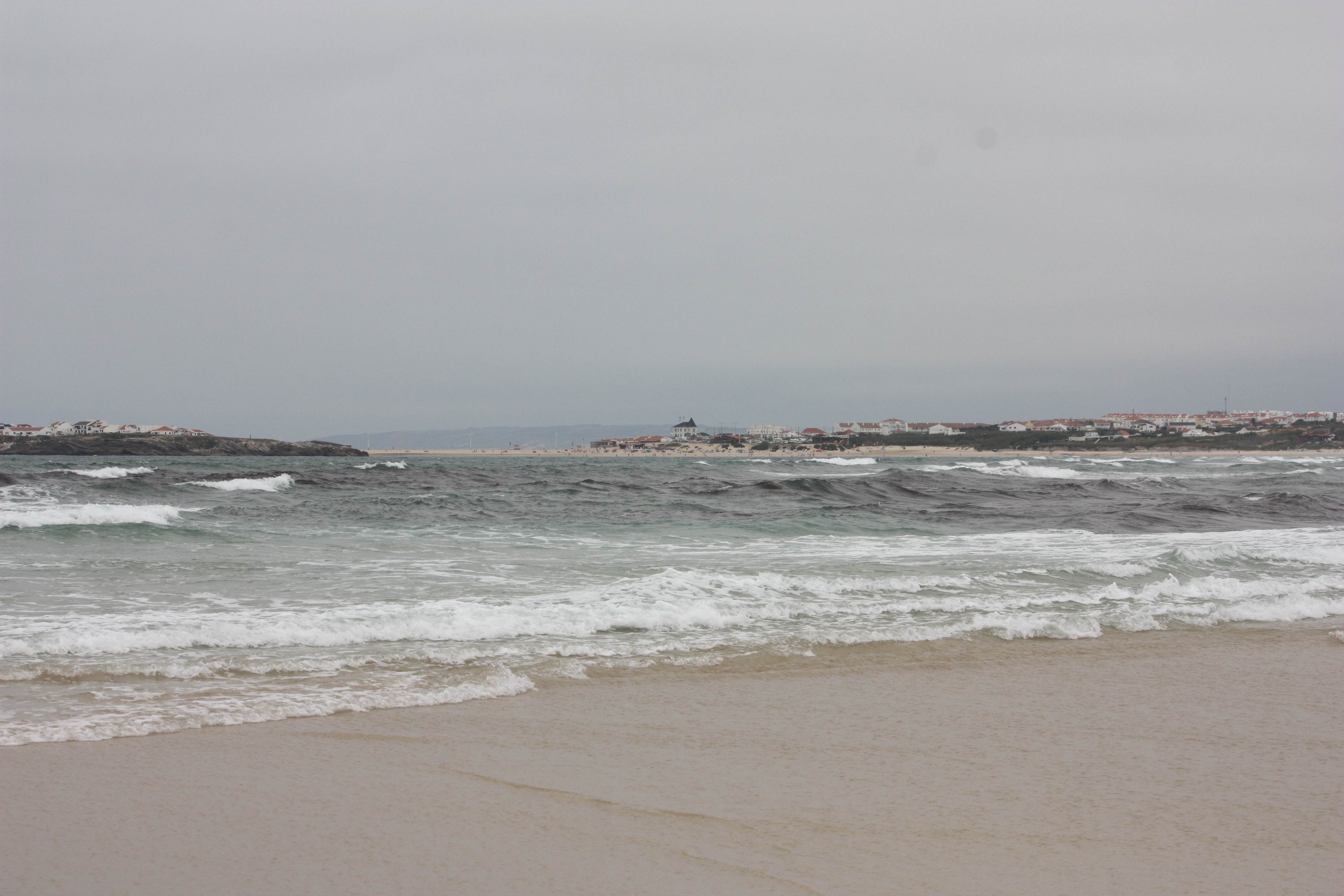 Must Visit Portugal Surf Spots In Peniche And Baleal Sliva - Portugal map baleal