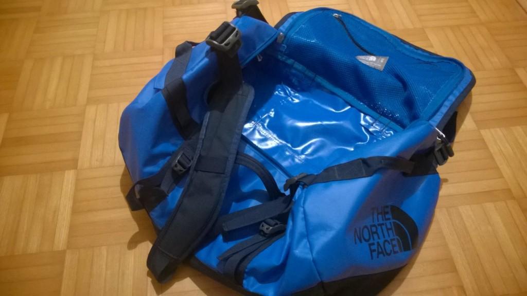 My hand luggage travel duffel bag