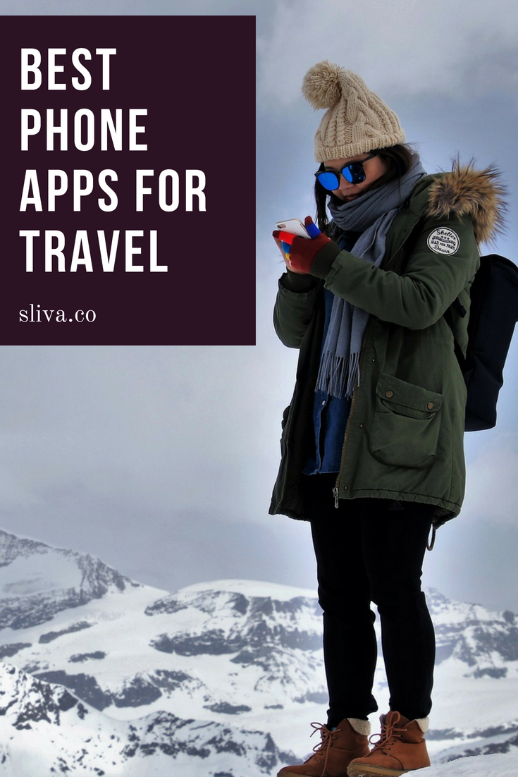 Best phone apps and tools for travel #travel #phone #app #travelapp #traveltool #tools #travelphone