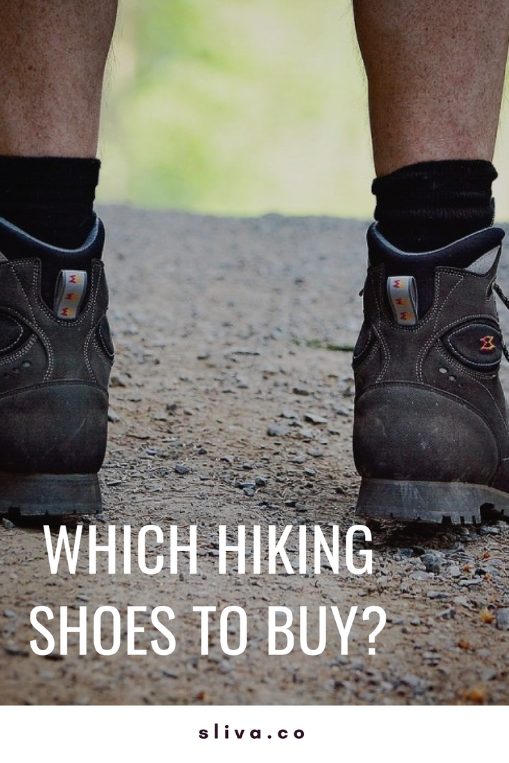 Buying guide: Which hiking shoes to buy? #hiking #hike #shoes #hikingshoes