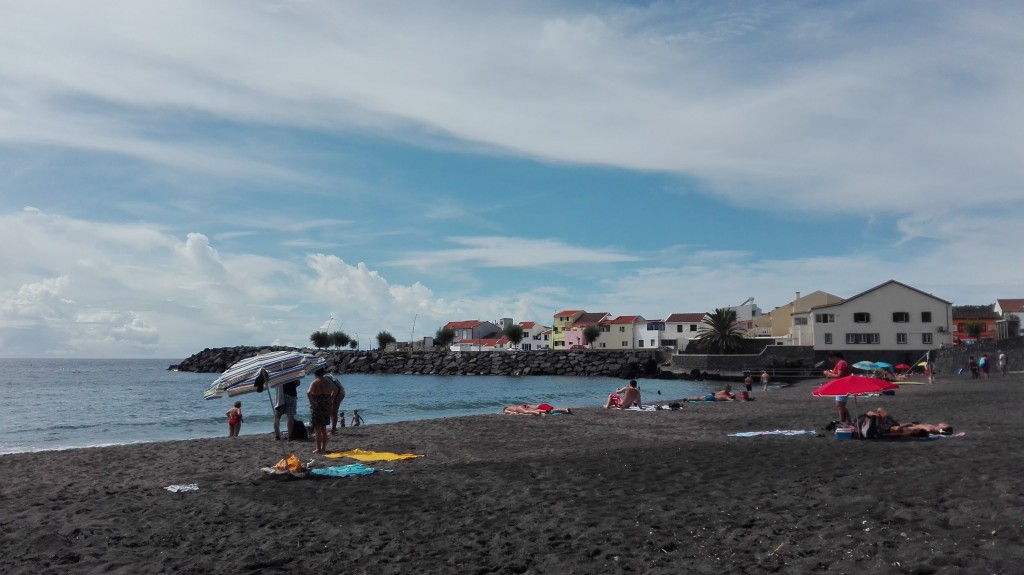 Beach near Ponta Delgada