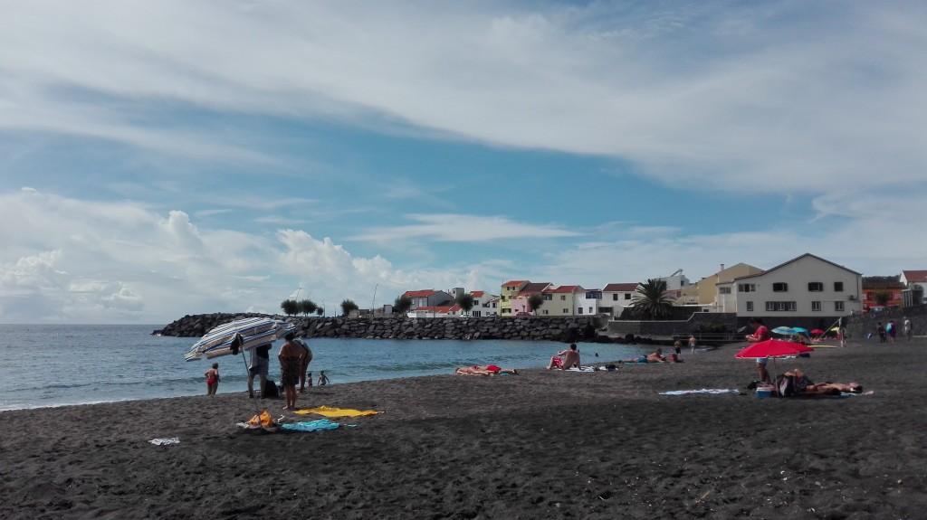 Beach near Ponta Delgada