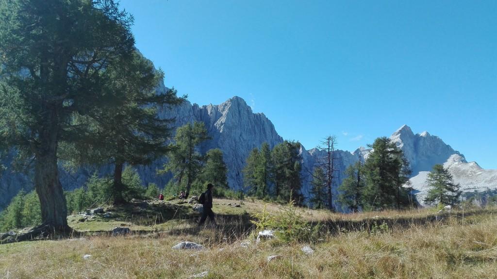 Hiking: Slemonova špica, Slovenia