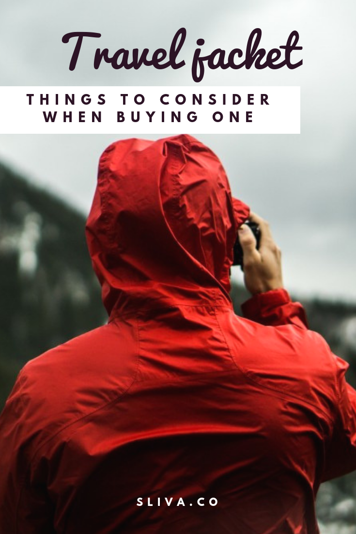 Things to consider when buying a travel jacket #travel #jacket #jackets #traveljacket #buyjacket #waterproof #waterproofjacket