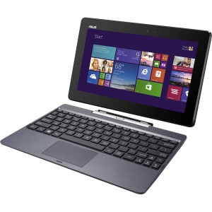 My tablet: Asus Transformer