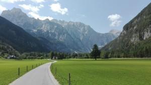 Summer outdoor recreation in Slovenia