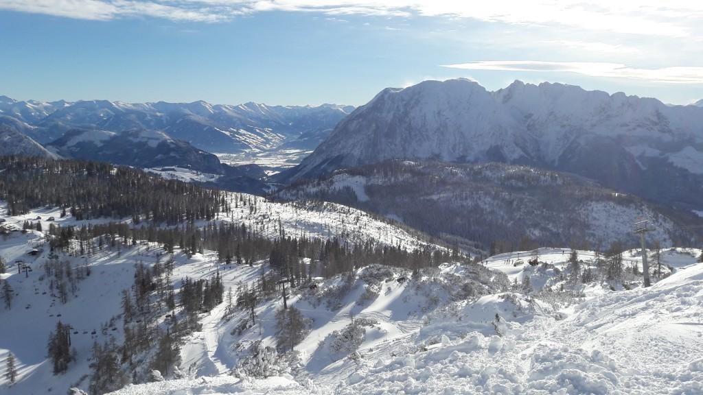 The view, Tauplitz