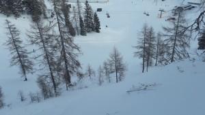 Sliva freeride skiing trip to Tauplitz