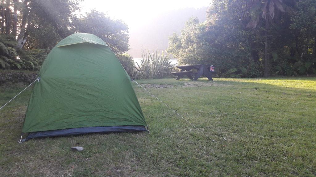 Camping Otto MacDonald's campsite