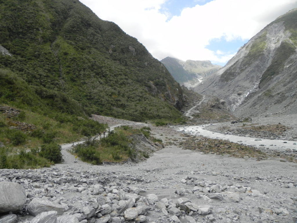 Fox Glacier walk
