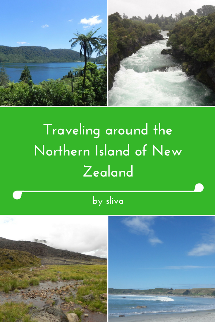 Traveling around the Northern Island of New Zealand #NewZealand #NorthernIslandNZ #travelNZ #roadtrip #travelguide