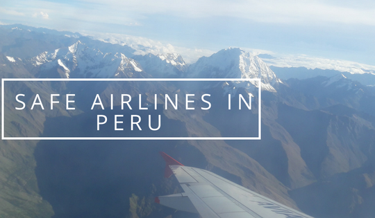 Question answered: Which airlines in Peru are safe?