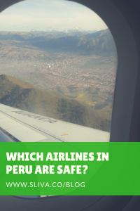 Question answered Which airlines in Peru are safe