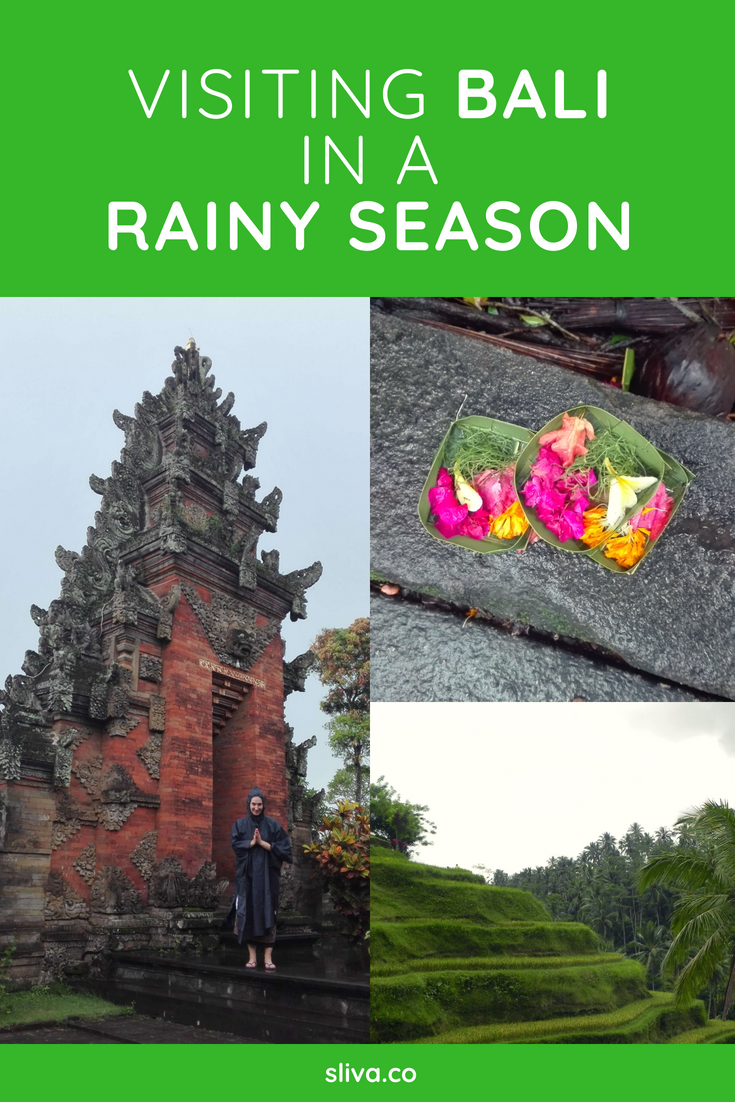 Visiting Bali in a rainy season #Bali #Balitravel #travel #rain #rainyseason #Indonesia