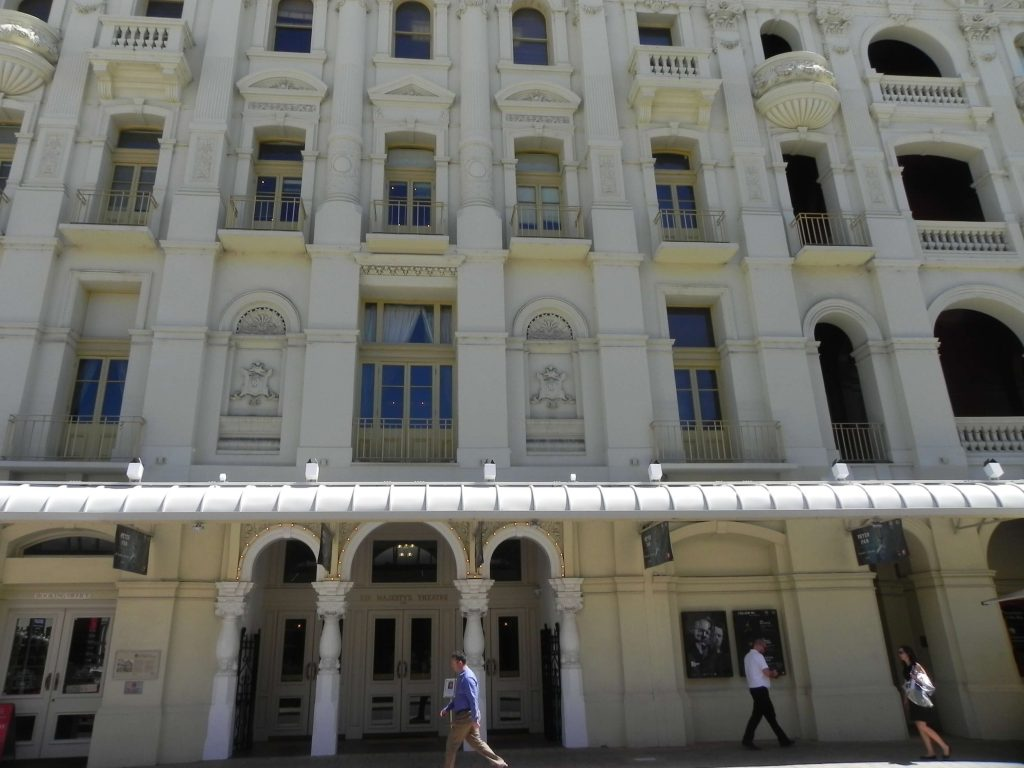His Majesty's Theatre in Perth, Western Australia
