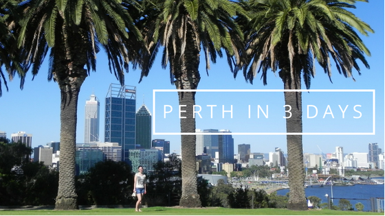 Visiting Perth in 3 days