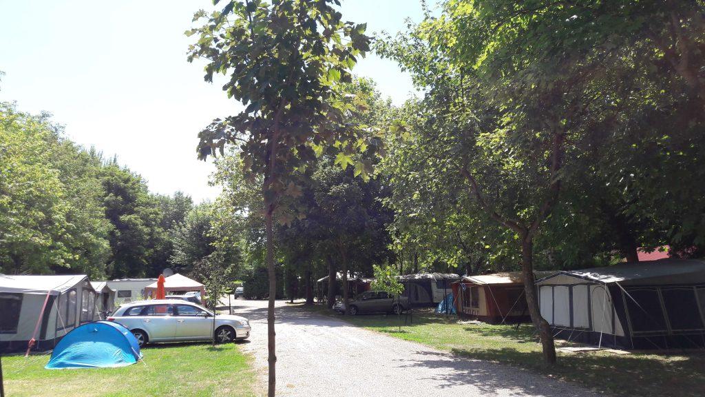Camping in Balaton