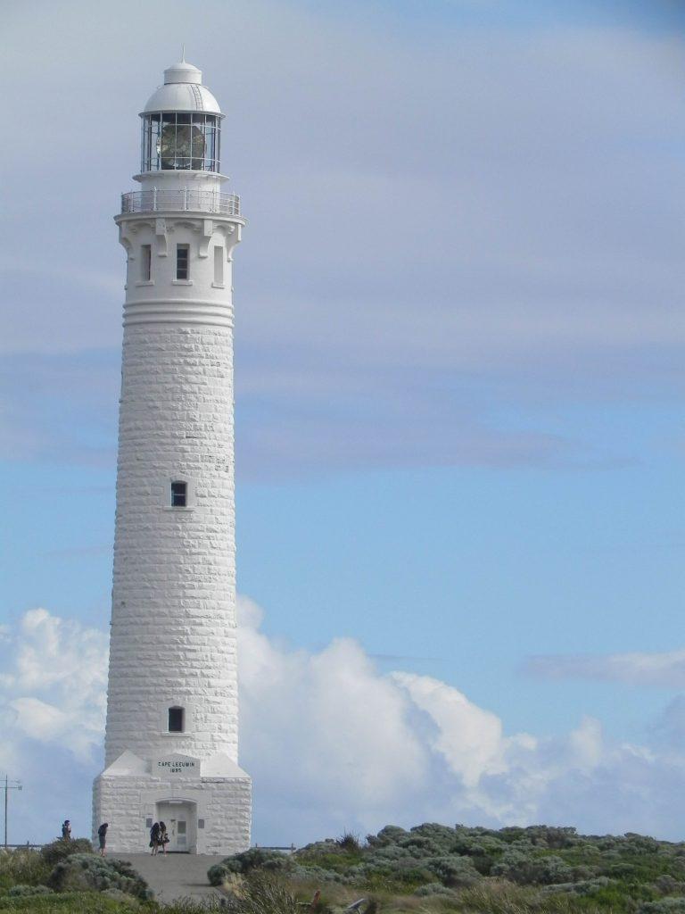 Cape Leeuwin Lighthouse in Augusta.