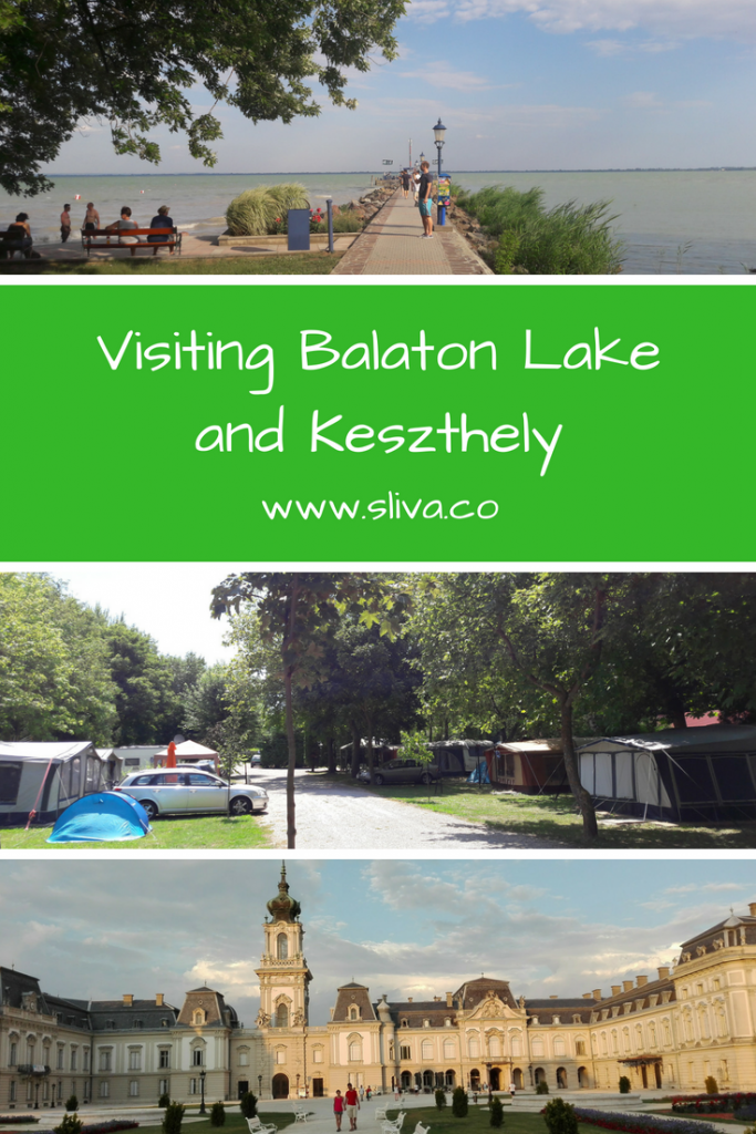 Visiting Balaton Lake and Keszthely