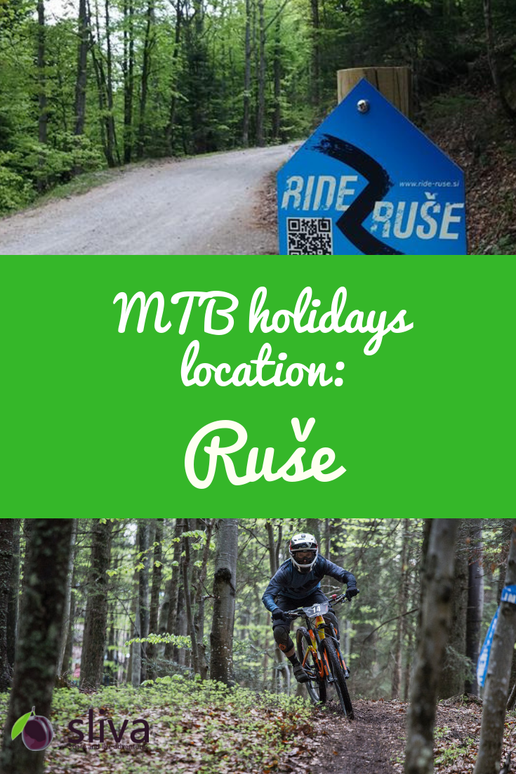 Perfect MTB holidays location in Slovenia Ruše and Maribor