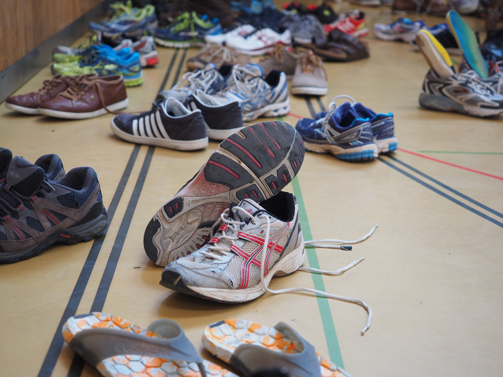 Question answered: How to extend life of running shoes?