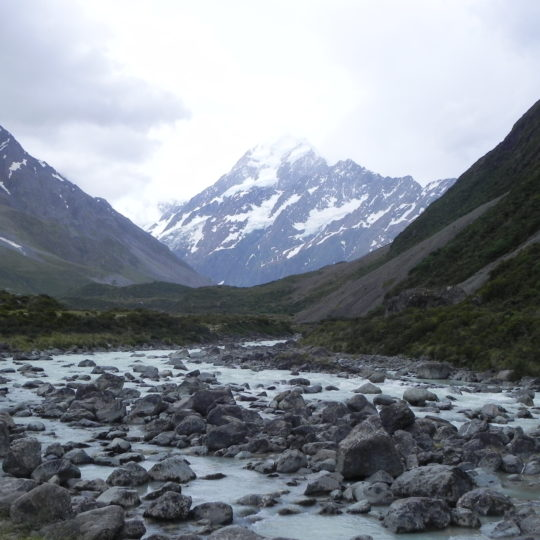 What to visit in New Zealand Southern Alps?