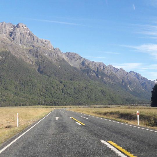 One month New Zealand Road Trip Itinerary