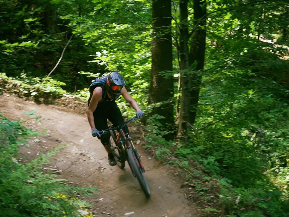 Bike park Javornik
