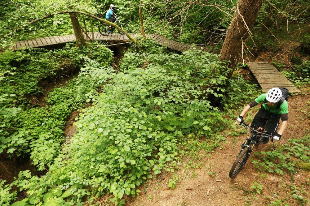 Mountain biking in Slovenia - Sliva