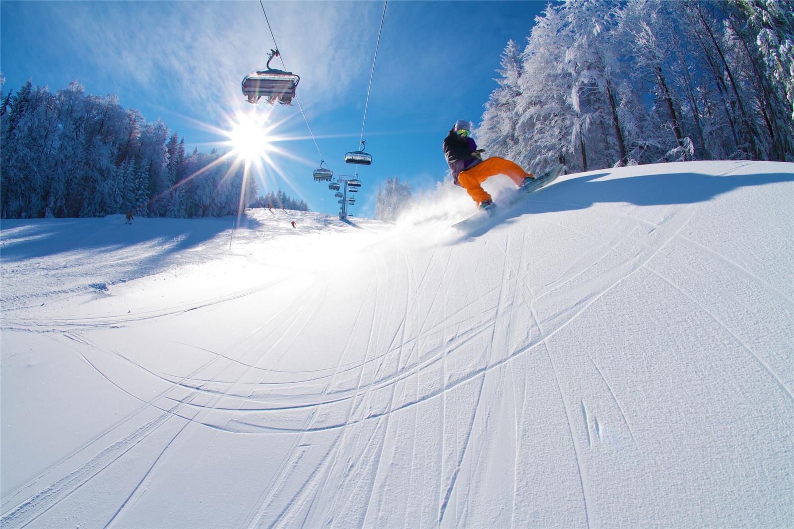 Maribor-Pohorje ski resort