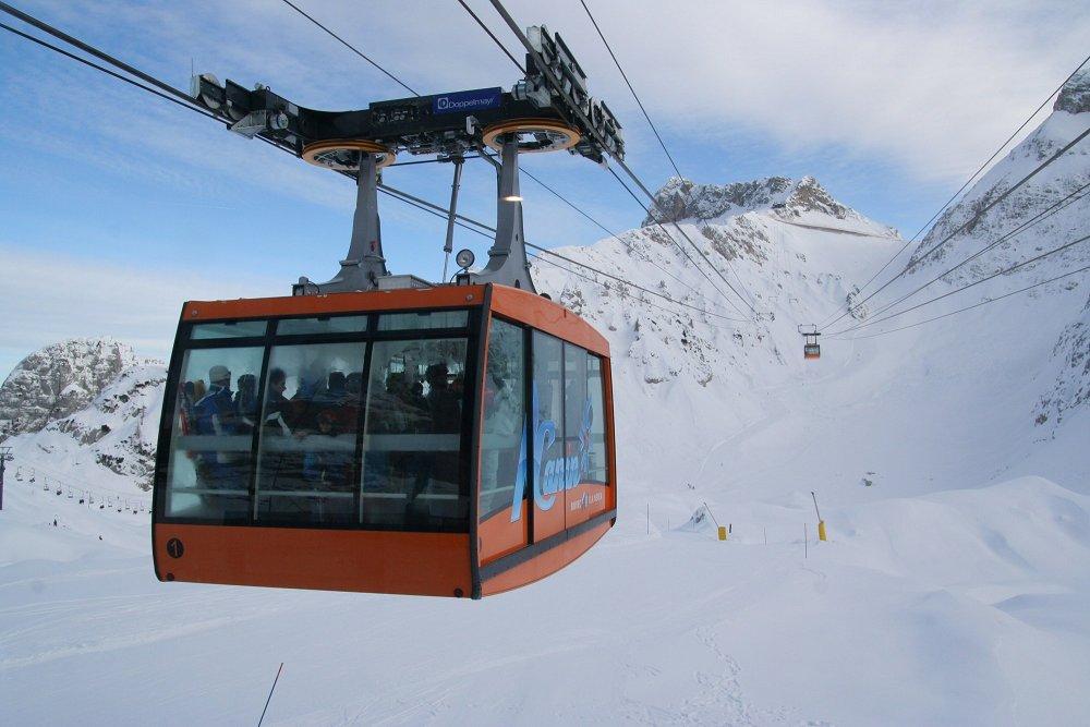 Kanin Ski resort