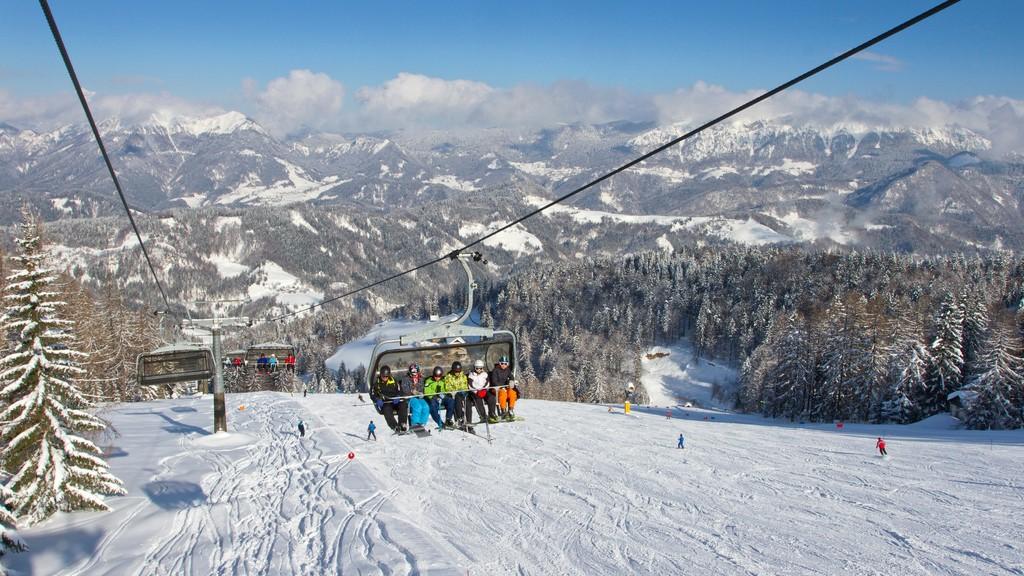 Cerkno Ski Resort Slovenia