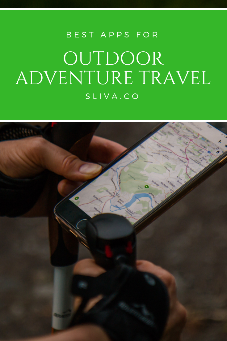 Best apps for outdoor adventure travel #travel #app #outdoor #outdoorapp #adventuretravel #traveltips #adventureapp #travelapps