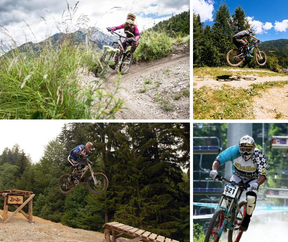 Bike Park Krajnska Gora Slovenia