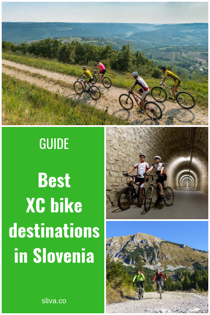 Best XC bike destinations in Slovenia #mountainbike #mountainbiker #xcbike #bike #Slovenia #biking
