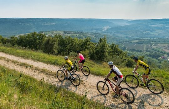 Best XC bike destinations in Slovenia