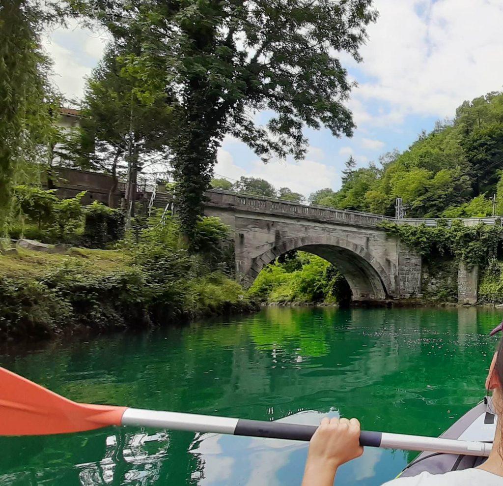 Kayaking_Most na Soči