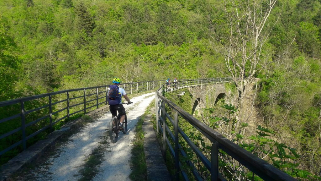 Bikepacking the Parenzana trail