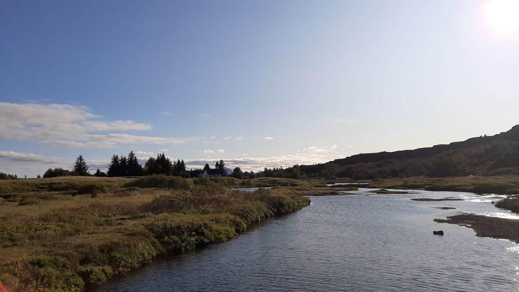 Þingvellir first Islandic parlament