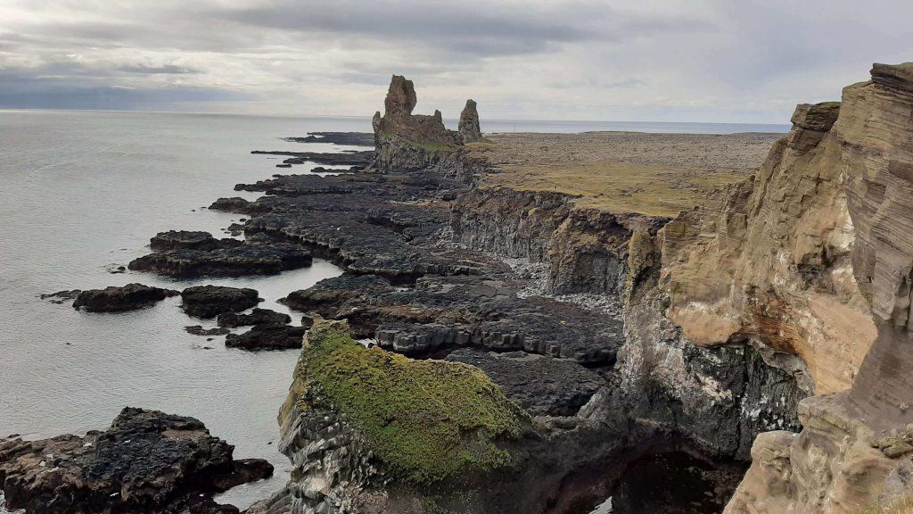 Icelandic coastline